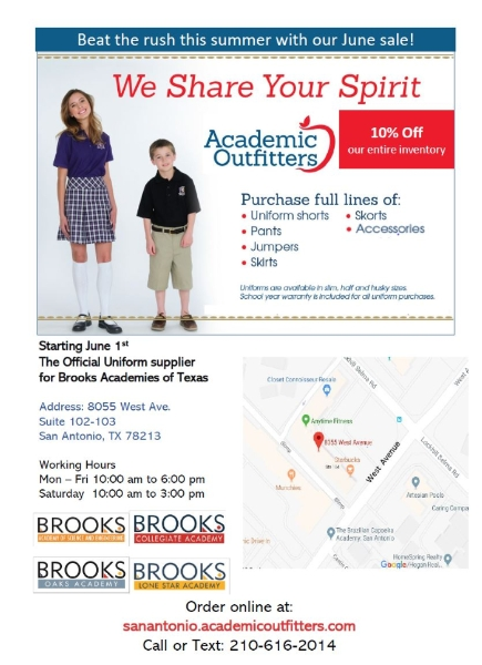 Brooks Lone Star Academy